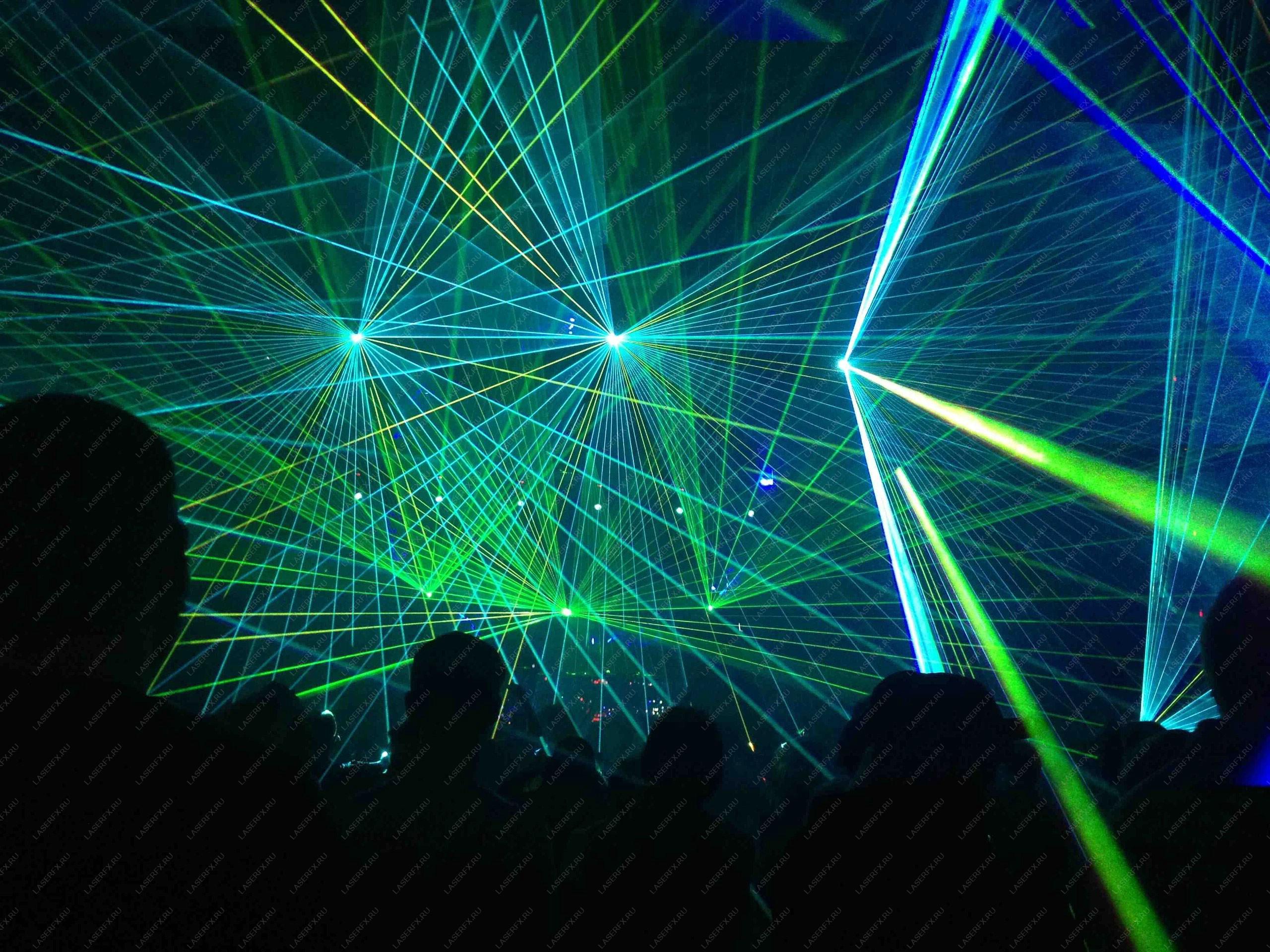 Laserfx Оборудование для лазерного шоу