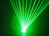 Laser show play